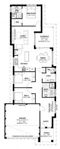 Freedom Floorplan