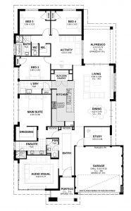 Glades S3 Floor Plan