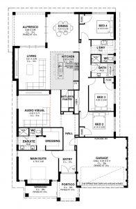 Springtime S1 Floorplan