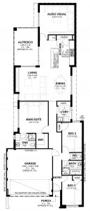 Newport S3 Floorplan