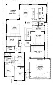 Contempo Floorplan