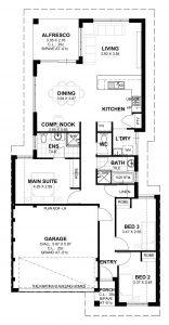 Kartika Floor Plan